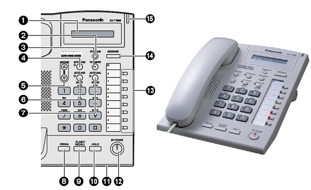 Panasonic Kx Tc 1401 Инструкция - фото 7