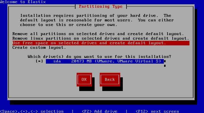 فرمت هارد سرور برای نصب و راه اندازی voip سرور الستیکس