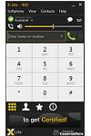 دانلود نرم افزار Bria) X-lite) از counterpath تولید کننده تلفن های نرم افزاری
